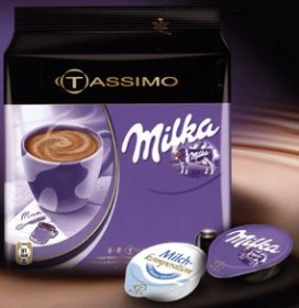 Tassimo T Disc Milka Chocolate Capsules 80 Pack 5x 16 Pieces From 2043