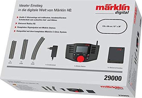 Märklin - Spur H0 Zubehör - Digitaler Einstieg 230 Volt (29000) -- via Amazon Partnerprogramm
