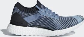 adidas Ultra Boost X Parley raw grey/carbon/legend ink (Damen) (AQ0421)