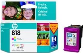 HP Tinte 818 dreifarbig (CC643ZZ)