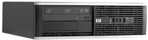 HP Compaq Pro 6300 SFF, Core i3-3220, 4GB RAM, 500GB HDD, Windows 7 Professional (QV983AV)