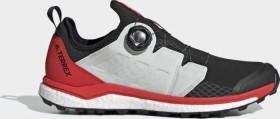 adidas Terrex Agravic Boa core black/ftwr white/active red (Herren) (BC0369)