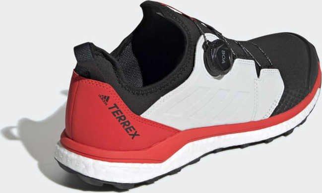 adidas Terrex Agravic Boa core blackftwr whiteactive red (Herren) (BC0369) um € 149,99