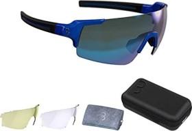 BBB FullView glänzend kobaltblau/grau