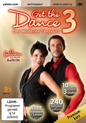 Get the Dance 3 - Premiumkurs -- via Amazon Partnerprogramm