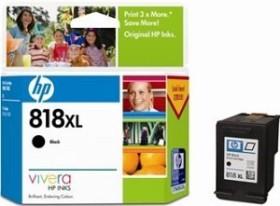 HP Tinte 818XL schwarz (CC641ZZ)