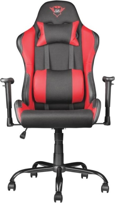 Trust Gaming GXT 707R office chair, black/red (21872)