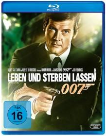 James Bond - Leben und sterben lassen (Blu-ray)