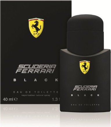 Ferrari Black Eau De Toilette 40ml -- via Amazon Partnerprogramm