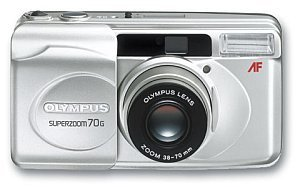Olympus Superzoom 70G QD