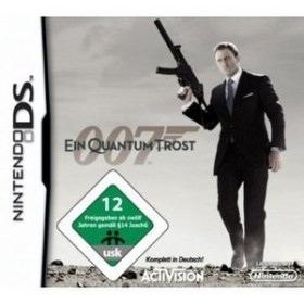 James Bond - Quantum of Solace (DS)