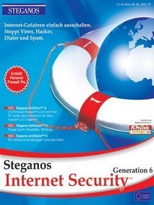 Steganos Internet Security 6.0 (PC)
