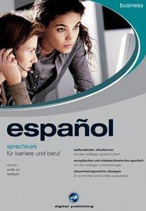 Digital Publishing Sprachkurs Spanisch Business (deutsch) (PC)