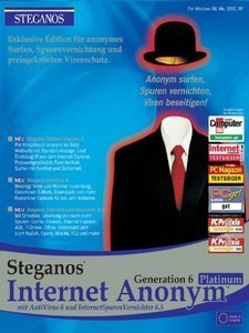 Steganos Internet Anonym 6.0 Platinum (PC)