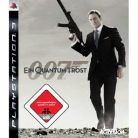 James Bond - Quantum of Solace (PS3)