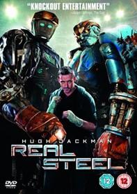 Real Steel (DVD) (UK)