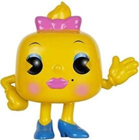 FunKo Pop! Games: Pac-Man - Ms. Pac-Man (7640)