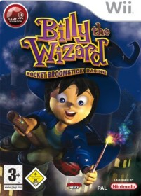 Billy the Wizzard - Rocket Broomstick Racing (Wii)