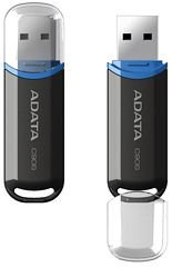 ADATA Classic Series C906 schwarz 16GB, USB-A 2.0 (AC906-16G-RBK)