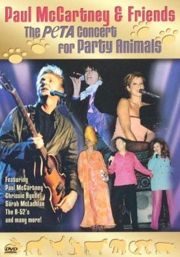 Paul McCartney - The PETA Concert -- via Amazon Partnerprogramm