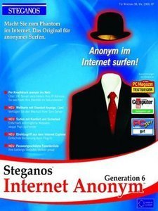 Steganos: Internet Anonym 6.0 (PC)