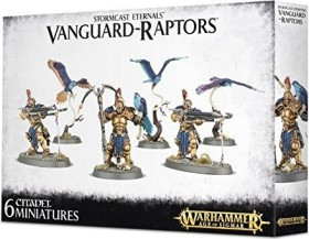 Games Workshop Warhammer Age of Sigmar - Stormcast Eternals - Vanguard-Raptors (99120218023)