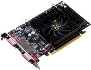 XFX Radeon HD 4670 750M, 1GB DDR2, 2x DVI, TV-out (HD-467X-ZDQ2/HD-467X-ZDF2)