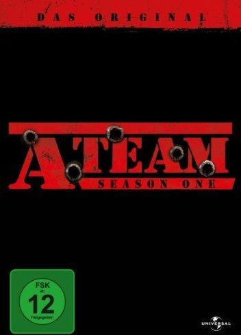 Das A-Team Season 1 -- via Amazon Partnerprogramm