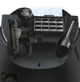 Siemens VS06A212 Bodenstaubsauger mit Micro Filter und