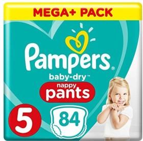 Pampers Baby-Dry pants Gr.5 Einwegwindel, 12-17kg, 84 Stück