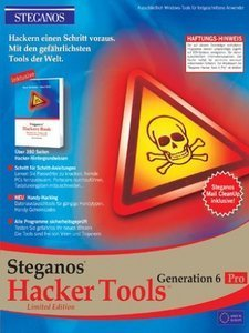 Steganos Hacker tools 6.0 Pro - Limited Edition (PC)