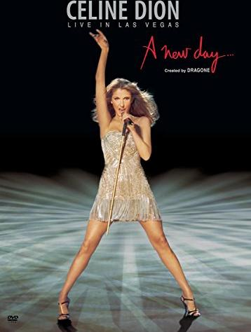 Celine Dion - A New Day, Live in Las Vegas -- via Amazon Partnerprogramm
