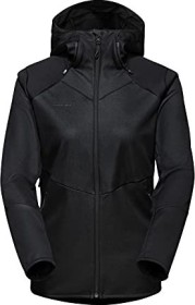Mammut Ultimate VI SO Hooded Jacke schwarz (Damen) (1011-01240-0001)
