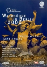 "Die Berliner Philharmoniker - Waldbühne in Berlin 2000: ""Rhythm And Dance"" (DVD)"