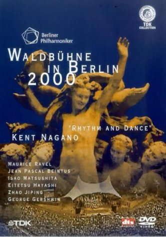 "Die Berliner Philharmoniker - Waldbühne in Berlin 2000: ""Rhythm And Dance"" -- via Amazon Partnerprogramm"