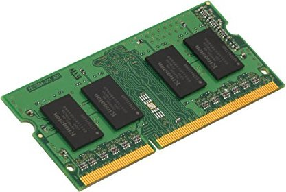 Kingston ValueRAM SO-DIMM 4GB, DDR3L-1600, CL11-11-11 (KVR16LS11/4)