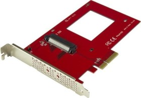 StarTech PCI Express Card > 1 x internal U.2 SFF-8639 NVMe (PEX4SFF8639)