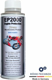 Röde-Technik EP2000 Bike-Additiv (Öl-Zusatz Micro-Ceramic Verschleißschutz) 150ml (07-01)