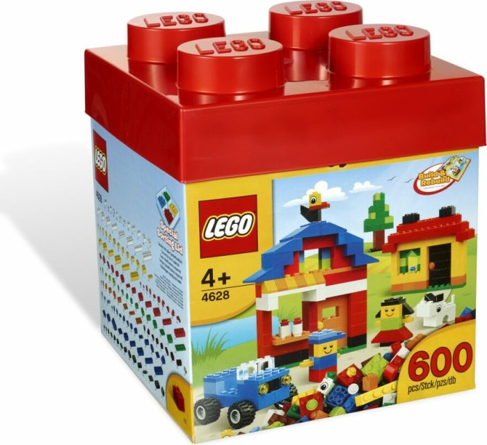 LEGO - Bricks & More - Fun with Bricks (4628) -- via Amazon Partnerprogramm