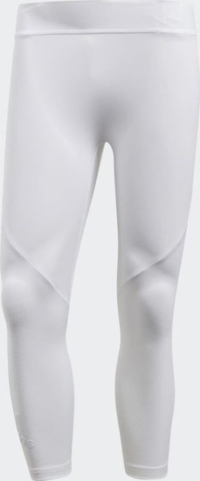 04033f4071e32 adidas Alphaskin Tech Tights pant 3/4 white (men) (CD7154) starting ...