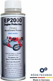 Röde-Technik EP2000 Bike-Additiv (Öl-Zusatz Micro-Ceramic Verschleißschutz) 200ml (07-02)