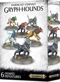 Games Workshop Warhammer Age of Sigmar - Stormcast Eternals - Gryph-Hounds (99120218019)
