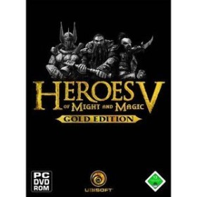 Heroes of Might and Magic 5 - Gold Edition (PC)