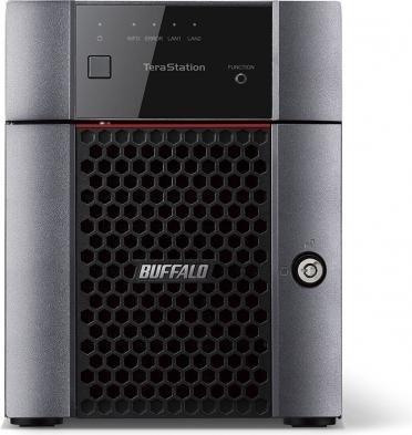 Buffalo TeraStation 3410DN 4TB, 2x Gb LAN (TS3410DN0404)