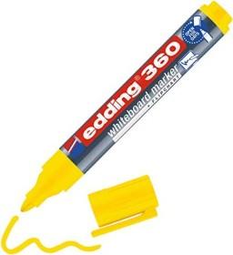 edding 360 Whiteboardmarker gelb (4-360005)