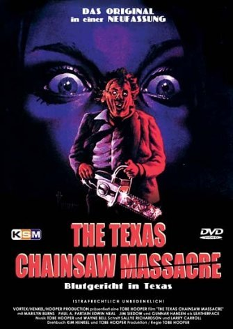 Texas Chainsaw Massacre (Original) -- via Amazon Partnerprogramm