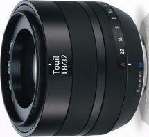 Zeiss Touit 32mm 1.8 für Fujifilm X schwarz (2030-679)