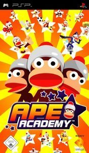 Ape Academy (English) (PSP)