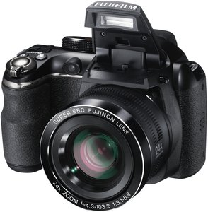 Fujifilm FinePix S4200 black