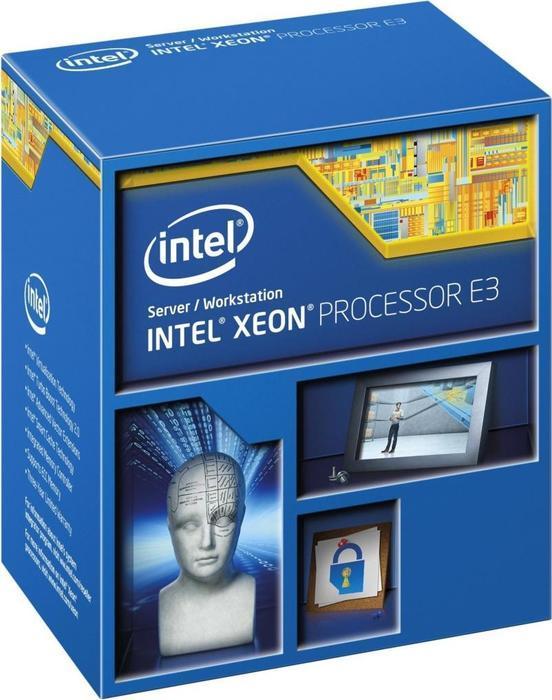 Intel Xeon E3-1220 v3, 4x 3.10GHz, boxed (BX80646E31220V3)